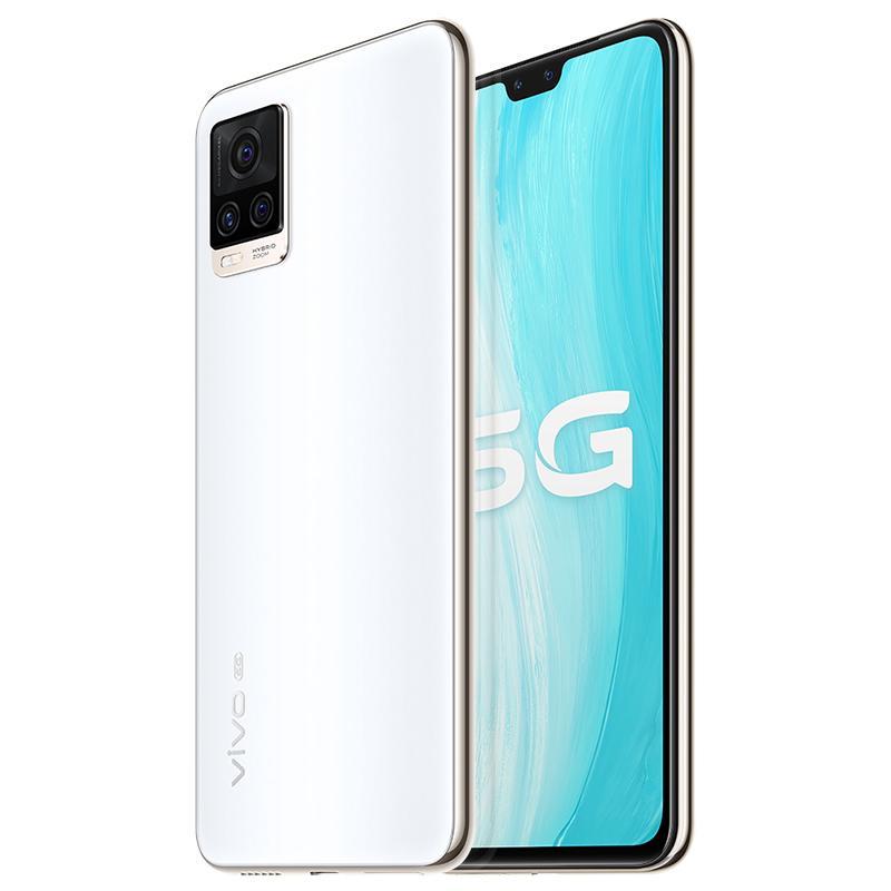 "Original Vivo S7 5G Handy 8 GB RAM 128 GB 256 GB ROM Snapdragon 765 Octa-Core 64MP 6,44"" Full Screen-Fingerabdruck-ID-Gesicht NFC-Handy"