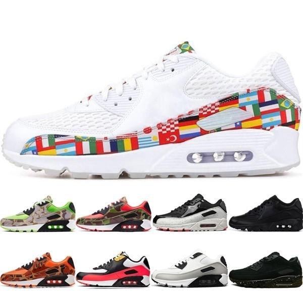 Più nuovo corridore scarpe uomo donna sport internazionale bandiera pacchetto premium marrone foresta pluviale lahar adulo allevato scarpe da corsa media scarpe da corsa sneakers