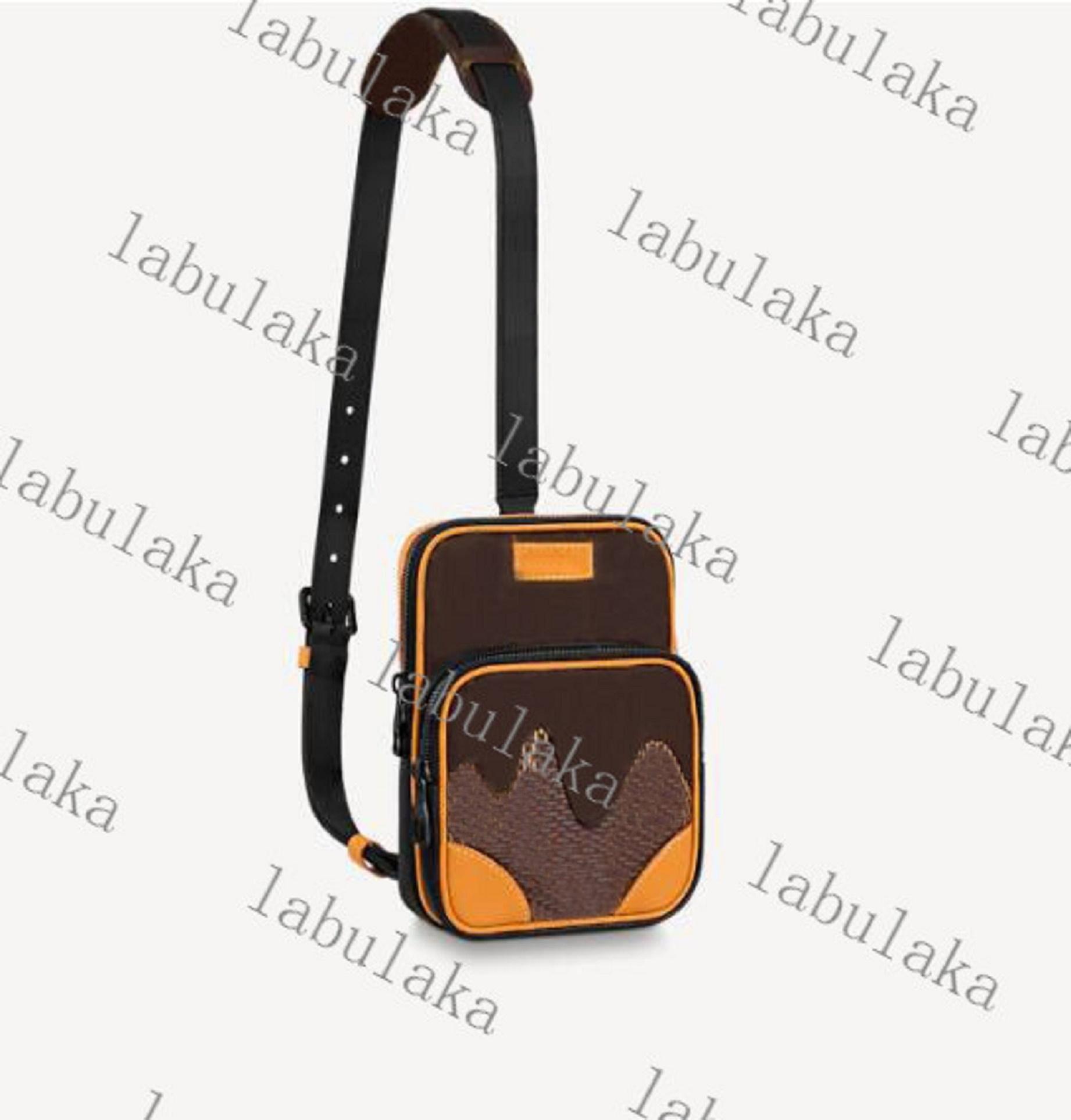 디자이너 럭셔리 핸드백 지갑 Amazone N40379 어깨 크로스 바디 카메라 스타일 숙녀 남성 지갑 가방
