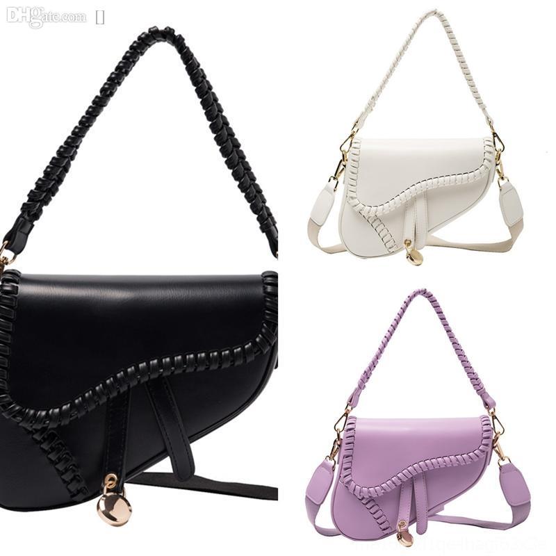 JQ1FO Kadınlar Omuz Çanta Çanta VIP Hediye Moda Çanta Çapraz Moda Çanta Retro Vücut Messenger Basit