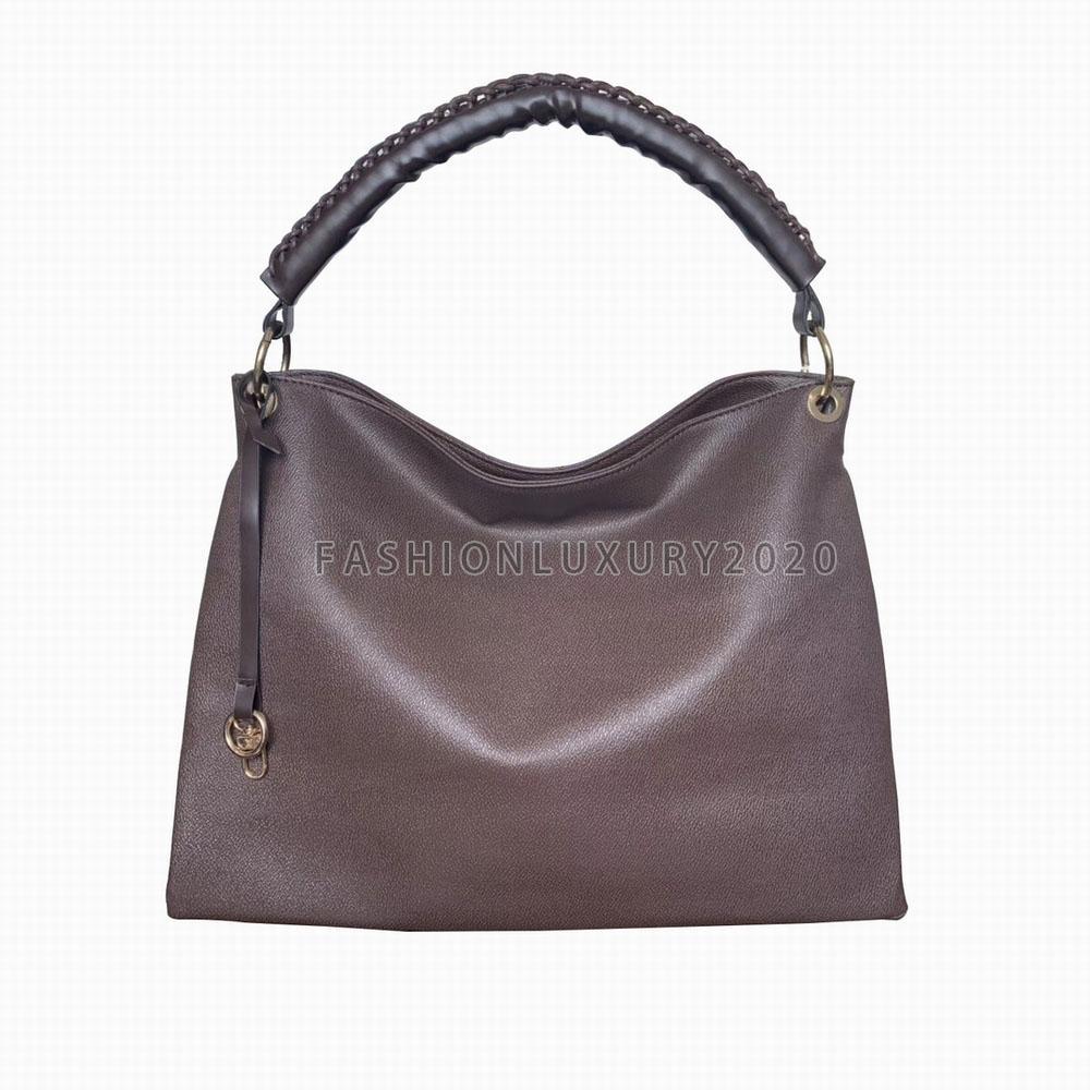 Classic Presbyopic Bolsa Totes Bolsas embreagem Sacos Mulheres Ombro Crossbody Bags Backpack Canvas Brown Grade Sacos de Compras Grande Carteira