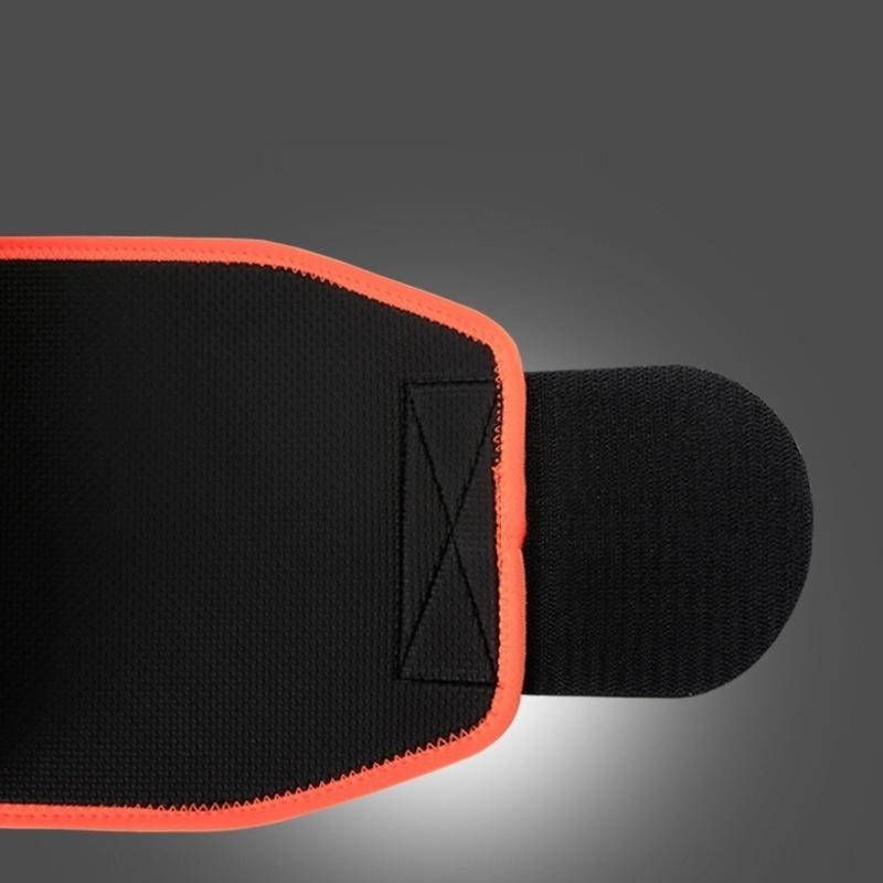 Fitness adjustable color waist exercise breathable sweat tight Fitness adjustable color warm waist protection Warm protection exercise belt