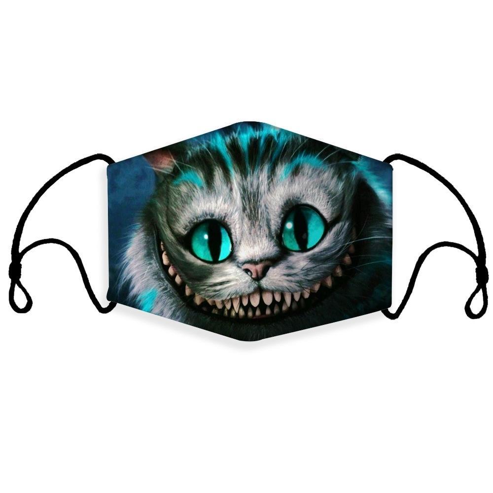 Pode Respirar válvula Adicionar Máscaras almofada de algodão retráteis corda modelos Dustproof filtro Máscara grátis # 629