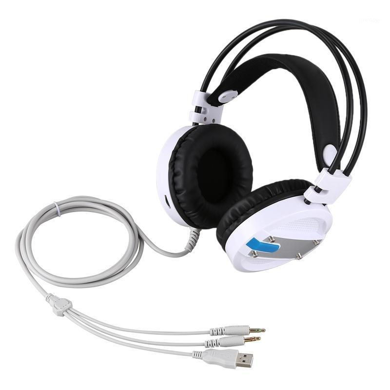 Headsets A10 7.1 Headphone Luminous Wired Earphone Gaming LED Light1