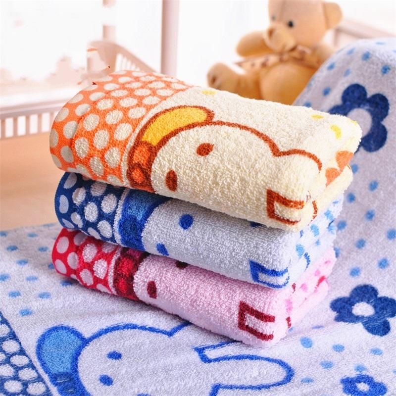 Simple Facecloth Multi Color Towel Reusable Printed Flower Cute Ventilation Woman Man Washcloth Kitchen Supplie New Arrival 1 9xa K2