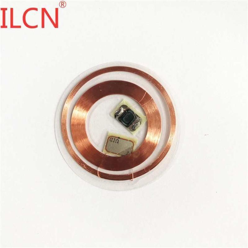 13.56 MHz UID 125 KHz IC Kart KIMLIĞI Yeniden Yazılabilir Değiştirilebilir Çift Çip Frekans Anahtarlık RFID T5577 Anahtar Fobs Sikke Clea Aksesuarları 10 adet1