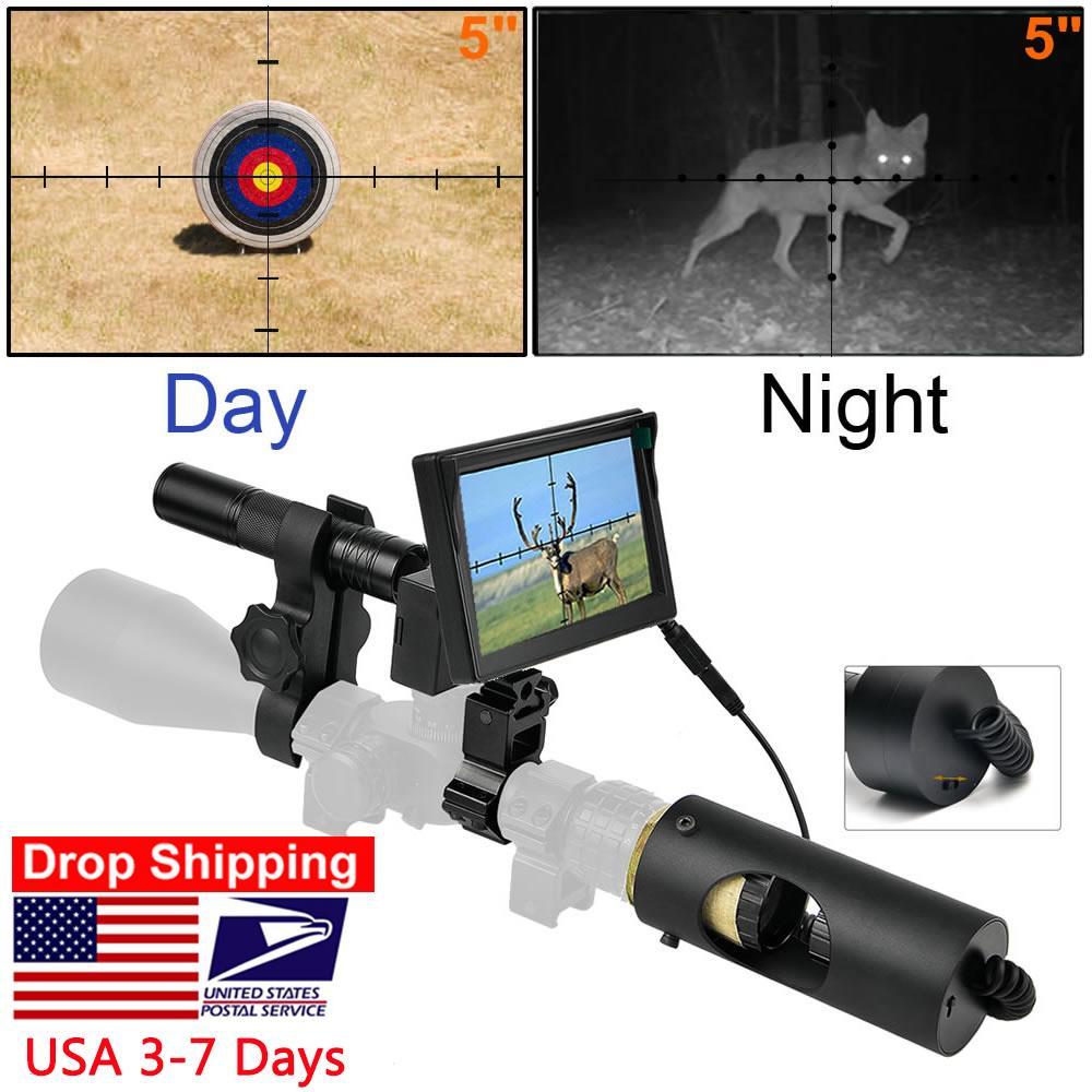 850nm 적외선 LED IR 밤 비전 Riflescope 사냥 범위 광학 시력 사냥 카메라 사냥 야생 동물 야간 투시경