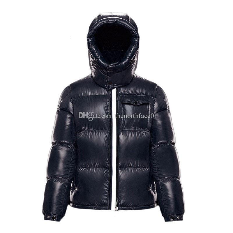 망 겨울 자 켓 파카 남성 여성 클래식 캐주얼 캐주얼 하우스 망토 망 옥외 따뜻한 깃털 코트 Doudoune Homme 유니섹스 코트 겉옷