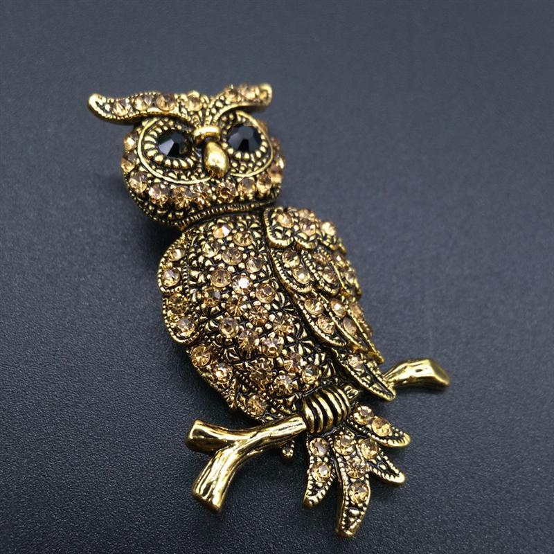 Jueor bronce animal de la cabeza del gato de oro modelado de la broche de collar de bronce animal de la cabeza del gato de oro modelado accesorios broche de collar accesorios