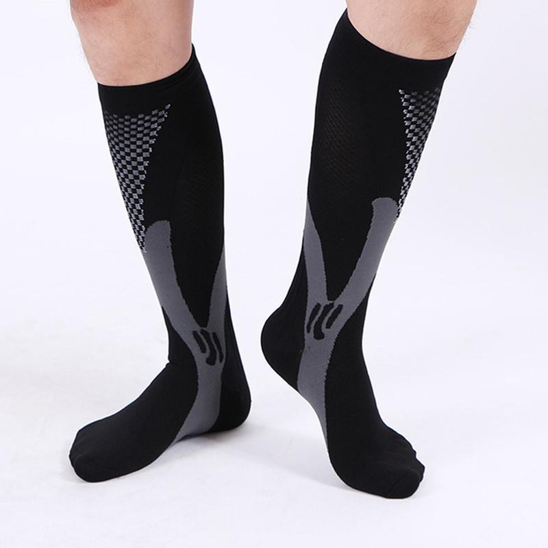 chaussettes de compression en nylon, chaussettes basse lactation, séchage rapide, respiration, chaussettes de sport pour adultes, vélos en plein air, la nouvelle collection