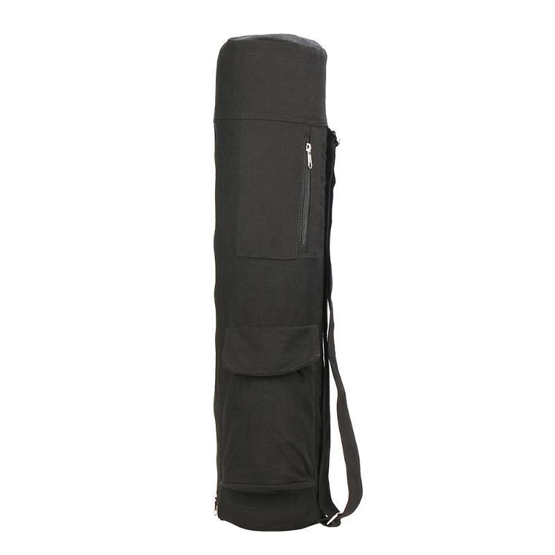 Articles de sport grande capacité Bandoulière ajustable Carriers Gym Fitness Sac tapis de yoga léger tapis de yoga Carriers Sac