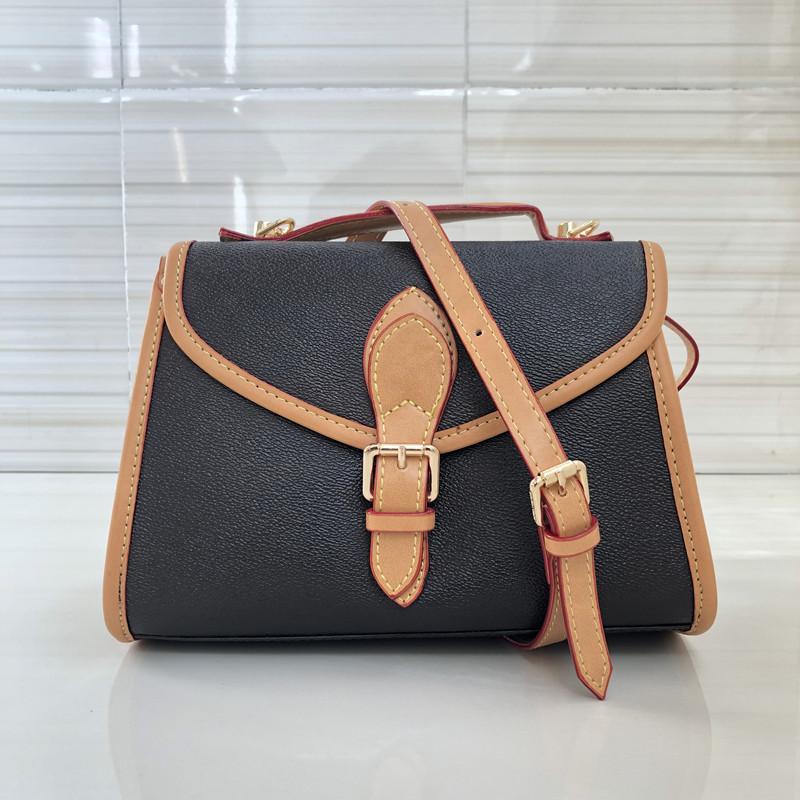 Продажа доставка Новая сумка Lady Bag L старая сумка для плеч дизайнерский дизайнер мода Paris бесплатный цветочный мессенджер фабрика 2020 роскошный GHWGC