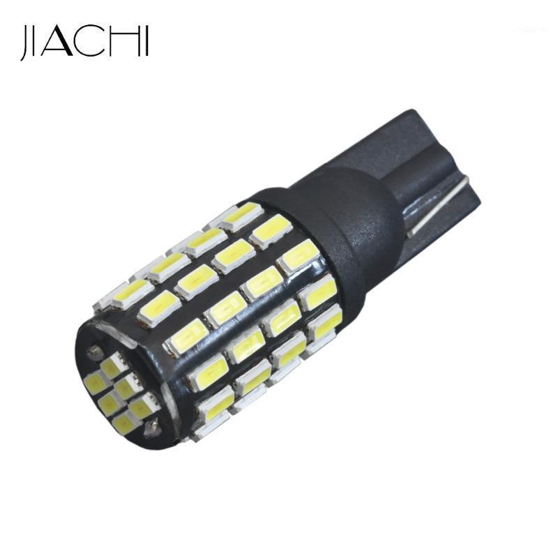 Jiachi 100 шт. / Лот Оптом T10 FPC LED 194 168 Клина Замена Очки для Автомобилей Паркинг Сигнал Лампы Освещает Освещение Flate1