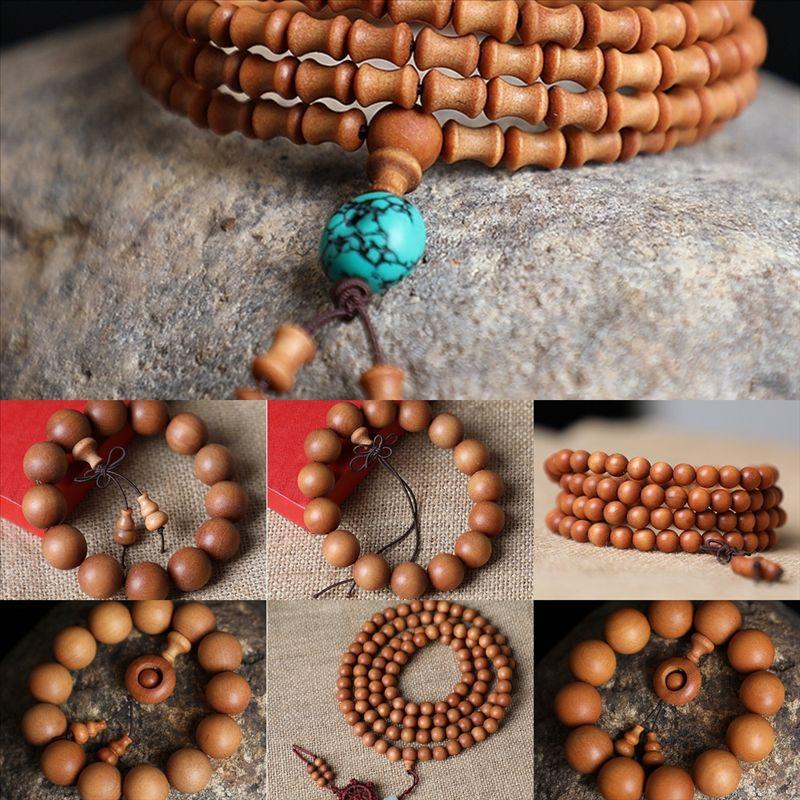 CRZ Rodada Natural Único Howlite Envoltório de Couro Pulseiras Handmade Bohemian Tecelando Stone Your Den Strand Breaded Bralet Bracelet Dropship