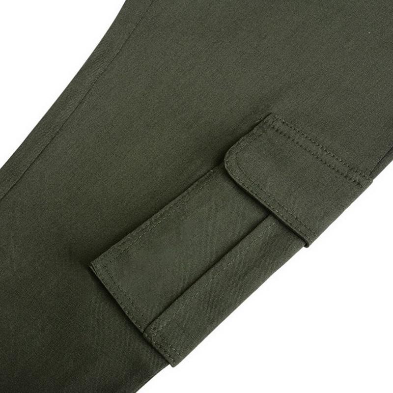 Women Cargo Pants Sexy Ladies Casual Harem Tactical Pant Women Military Clothing Multi-Poet Joggers Sweat Pants capris