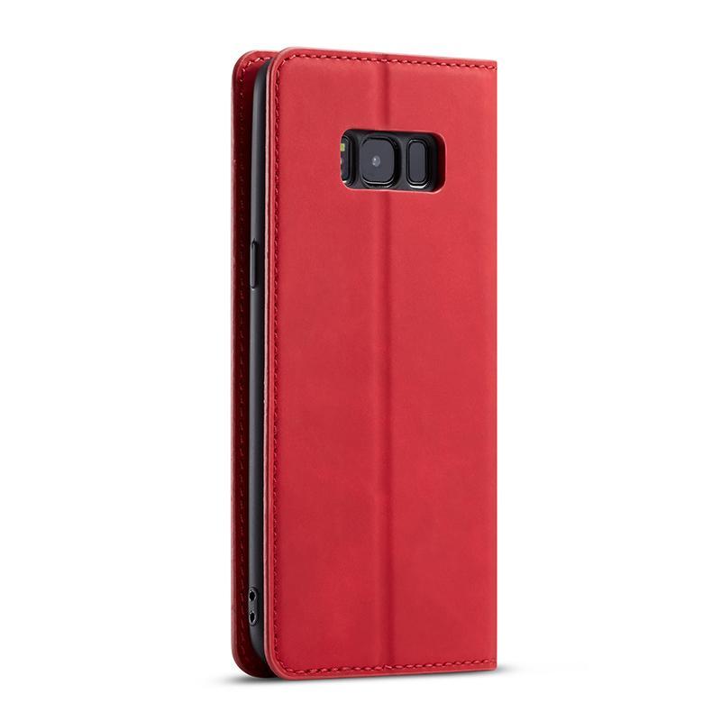 Caja de teléfono de la tarjeta de la cartera para Samsung Note20 Ultra S20FE 5G CUBIERTE TELÉFONO DE CUERO PARA SAMSUNG S10 LITE A71 A91 M80S
