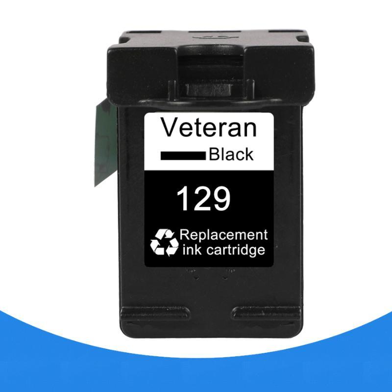 Veteran 129 135 Uyumlu Mürekkep Kartuşu Değiştirme Için 129 135 Deskjet C4183 5943 6943 6983 D4163 2575 D5163 8053 C4140