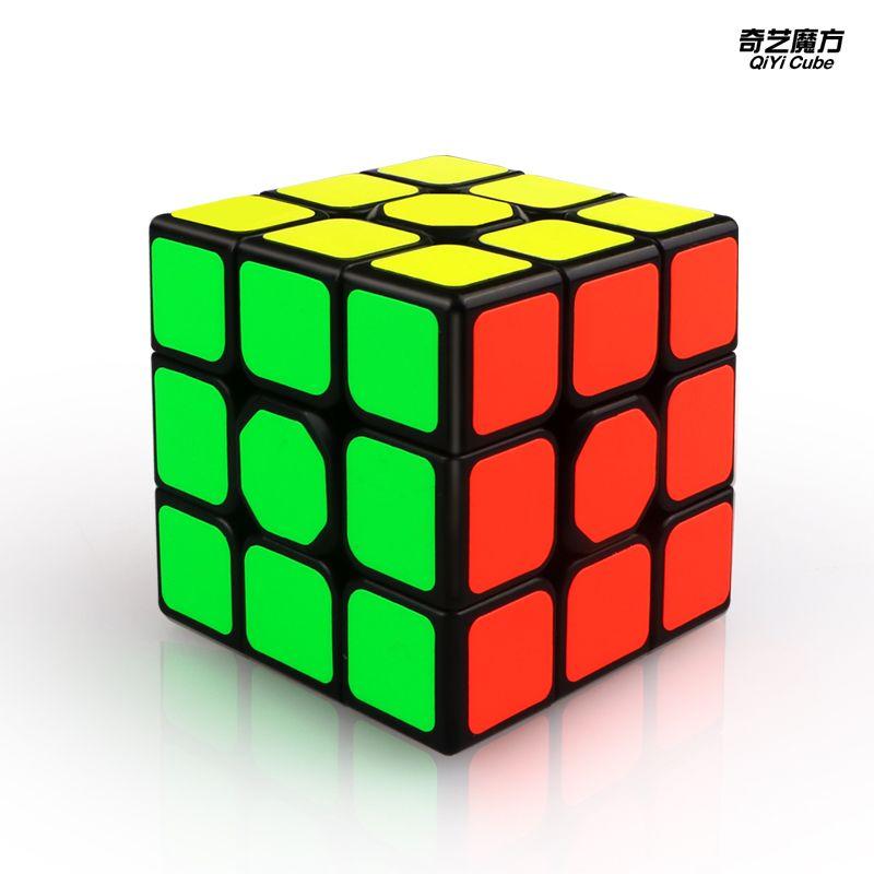 Qiyi MoFangGe Qihang 3x3x3 Magic Speed Puzzle Cube Torção