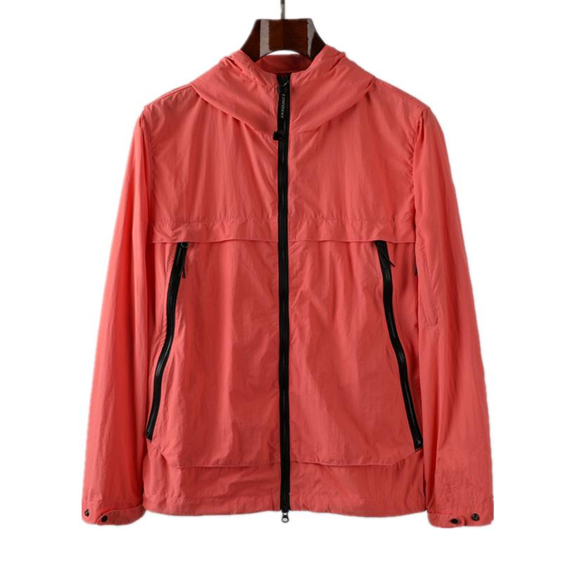 CP topstoney PIRATE 2020 konng gonng الربيع سترة معطف الرجل الربيع والخريف الاتجاه الجديد العلامة التجارية ملابس الرجال معطف سترة واقية