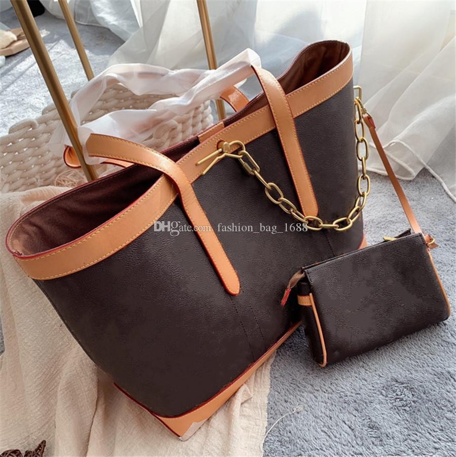 Venta caliente Diseñador clásico para mujer Bolsos de moda Moda gran capacidad Mujeres bolsas de lujo bolsos de lujo bolsa de cadena de cuero Crossbody y bolsas de hombro