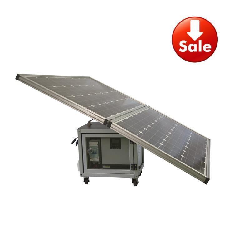 1kw portable solar generator