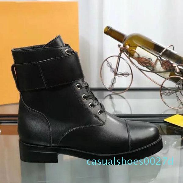 1Wool kısa botlar kadın botları 2019 yeni Martin streç örme çorap çizmeler boyutu ile kalın sivri; 35-40 C27
