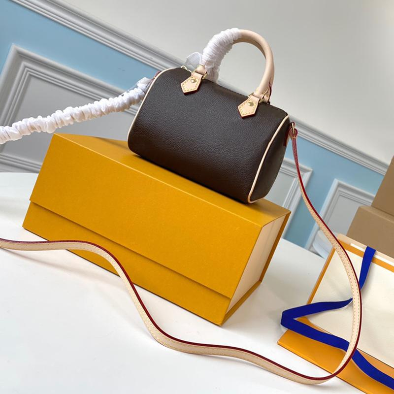 جديد نمط حقيبة الكتف المرأة المثالية 61252 وحمل اللوازم اليومية مصنوعة جيدا خفيفة الوزن جلد طبيعي الأزياء والأكياس