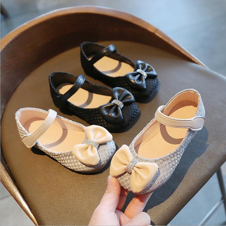 Niño pequeño para niños, niños, bebés, niños, zapatos, niñas, baile individual, princesa, zapatos, sandalias, zapatos casuales, tamaño 21-30