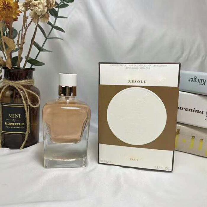 Damen High-End-Parfüm, Woody Citrus Floral Duft Frisches sauberes und elegantes wässriges Gefühl und dauerhafter Duft