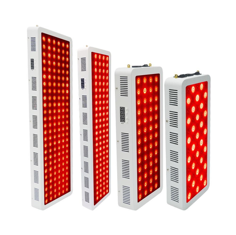 최고 높은 전력 아름다움 조명 300W 500W 1000W 전신 안전 의료 학년 근처 및 원적외선 치료 램프 660nm 850nm
