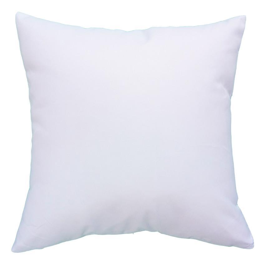 Sublimação em branco fronha de transferência de calor transferência de calor cobre o tamanho da mistura do almofada do OEM 45cm * 45cm sem inserir a almofada do travesseiro de poliéster A12