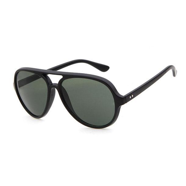 Moda óculos de sol homens mulheres designer prancha quadro 5000 espelho uv400 lentes retros gatos óculos 4125 óculos de sol com casos