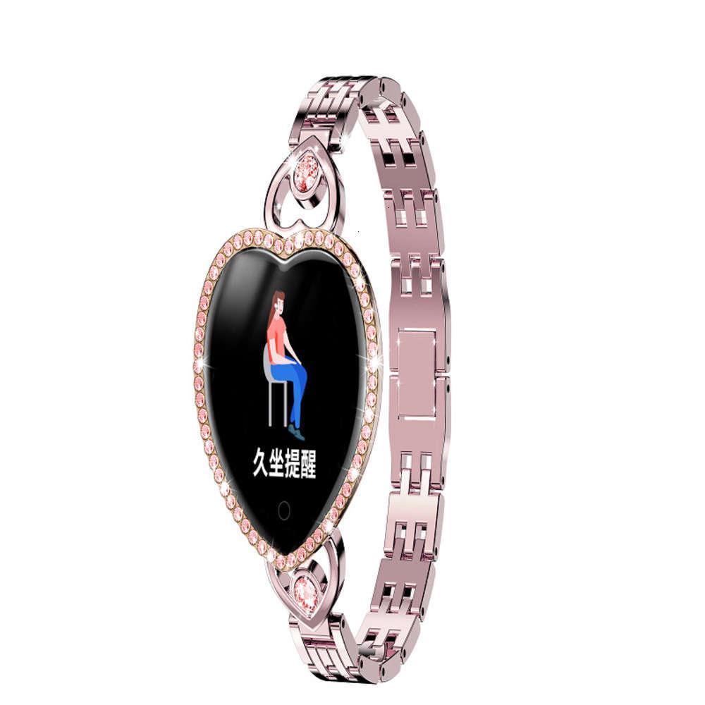 NUEVO T52S SMART STEP HEART RATEA, Pulsera del teléfono Bluetooth, para novia, exquisito y pequeño giftbgt