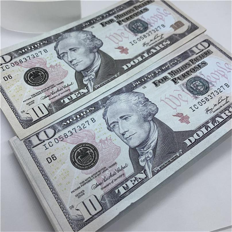 Design Party Money US Props Gifts Show Children Fast Currency Toys Magic Flkfu Real T38 Game Delivery Copy Paper Kupla