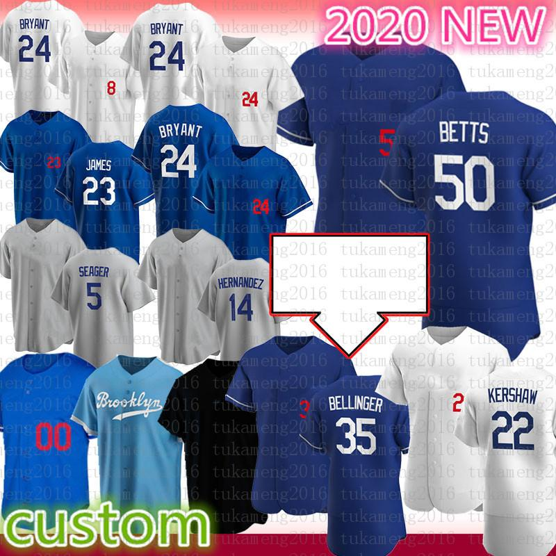Mookie Betts Cody Bellinger Clayton Kershaw Baseball Justin Turner Enrique Hernandez 50 Mike Piazza Hyun-Jin Ryu Julio Urias Seager