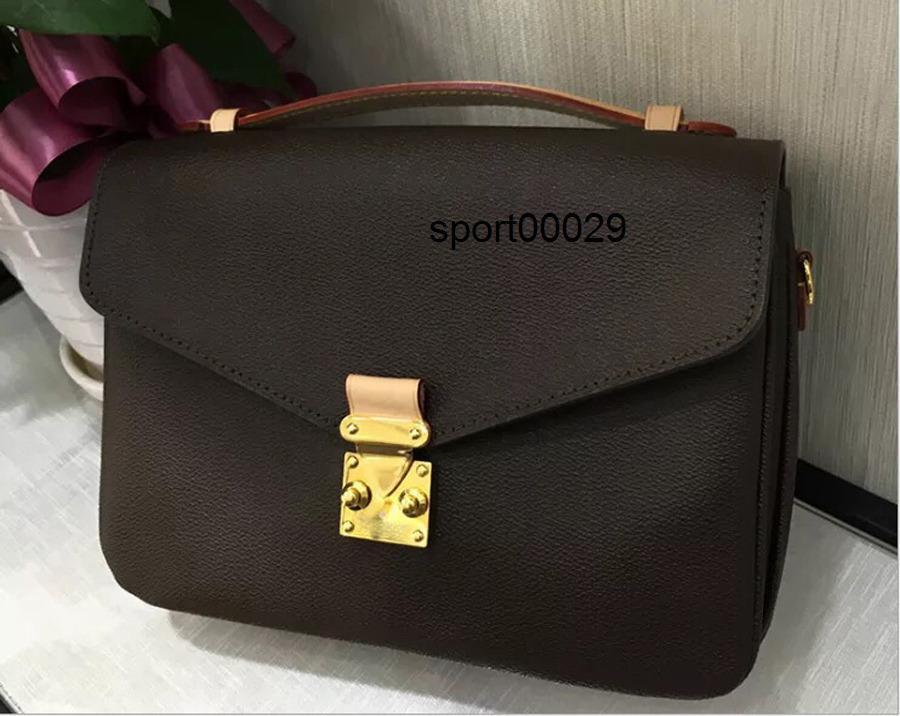 2021 heißen Verkauf-klassische heiße Verkäufer Damen High Qaulity Klassische MTIS 25cm Damen Messenger Bags M40780