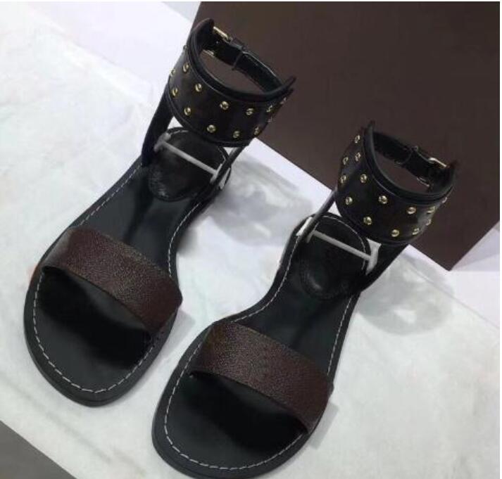 شعبية الصيف السيدات قماش مصارع نمط الشقق الأحذية السوداء الذهبي ترصيع المرأة نعم صندل حزب مثير أزياء السيدات الأحذية KY-76