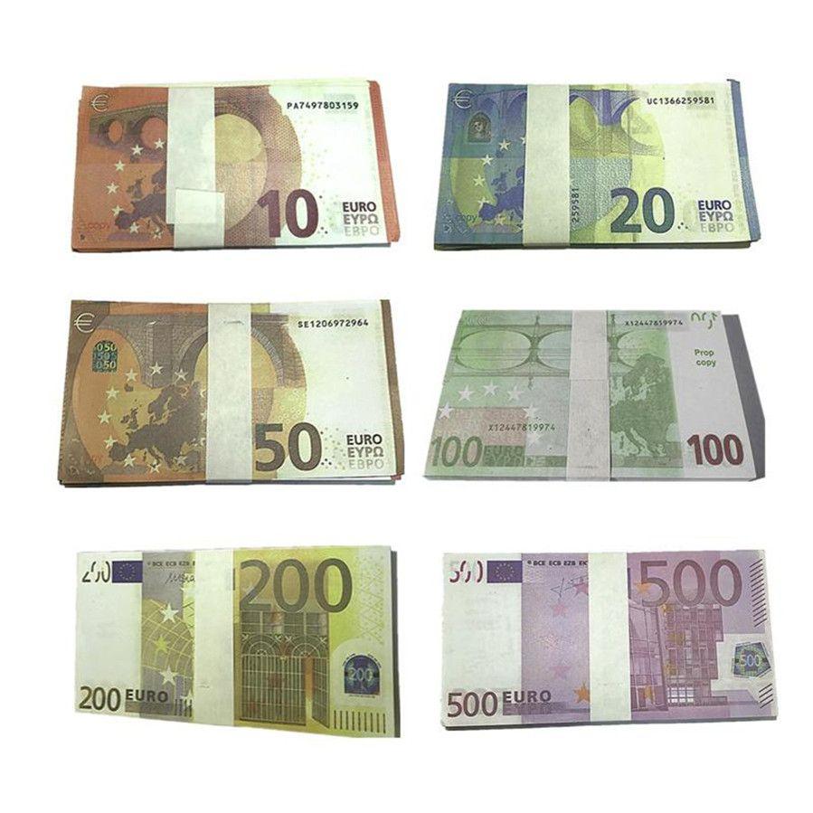 Halloween Requisiten Neue Version von gefälschten Gedenkmünzen Pirat Goldmünzen Spiel Münzen Unmarkierte Banknoten 100 Großhandel A29