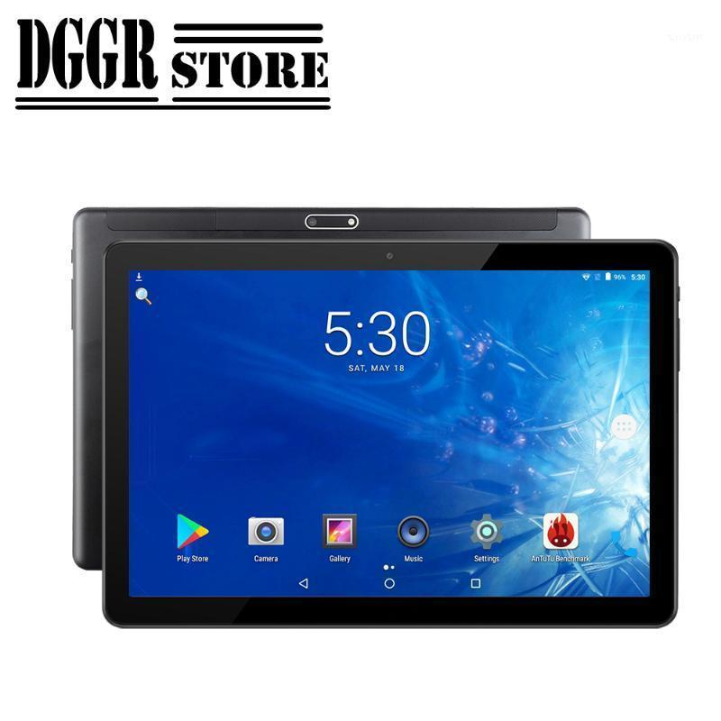 BOBARRY 10.1 inch Tablet Global Version Android OS Support Google Play Ouad Core RAM 2GB 64GB YouTube Video IPS 1280*8001