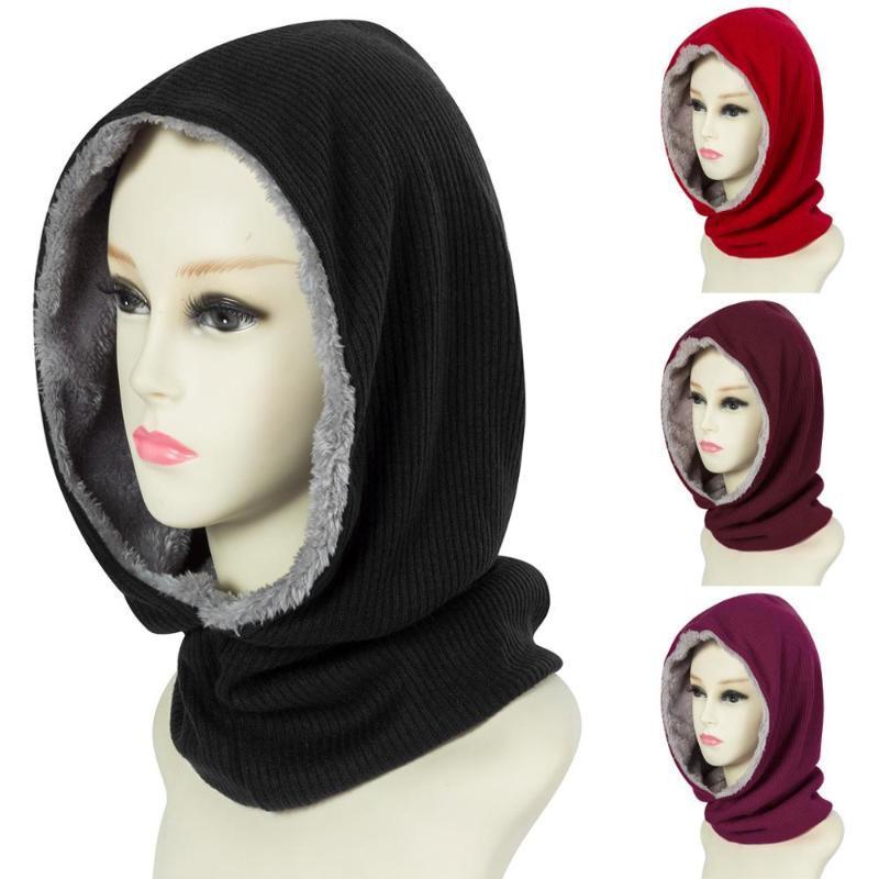 Femmes d'hiver Chapeau Nouveau Style Chapeaux pour dames Bonnets Tricoté Calotte Femme Hiver Accessoires