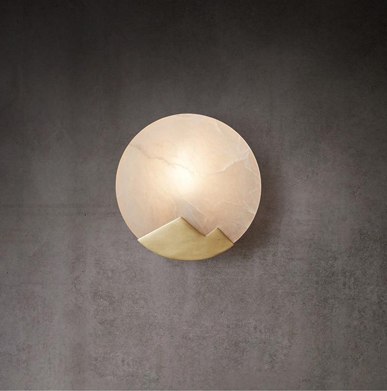 Vintage stein lamparas de techo colgante moderna bett wandlampe led seil schlafzimmer schlafzimmer speisenraum korridor wandlampe