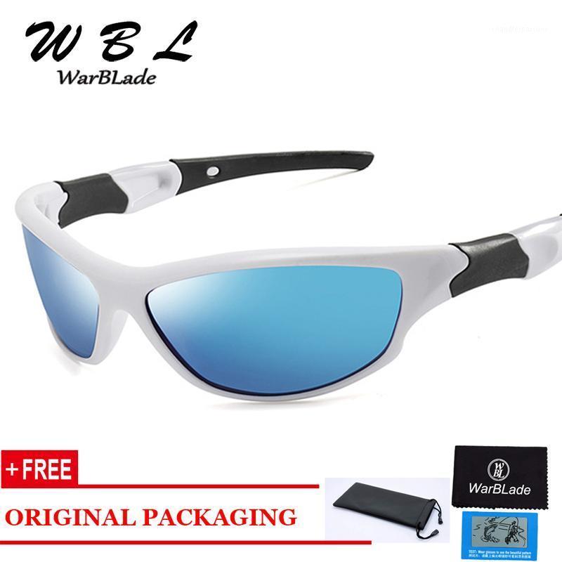Warblade Yeni Erkekler Gece Görüş Güneş Kadınlar Gözlük Gözlük UV400 Güneş Gözlükleri Sarı Lens HD Polarize Gece Sürüş Hot1