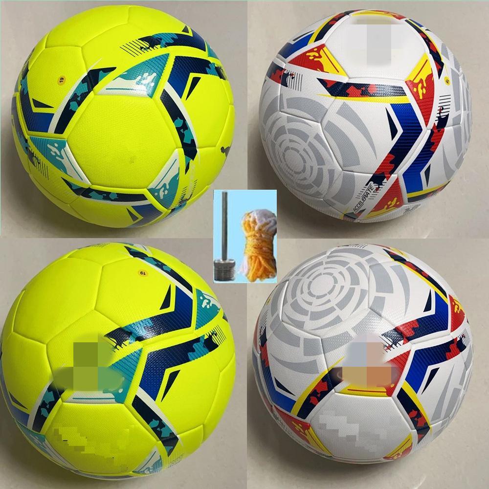 20 21 베스트 퀄리티 클럽 라 리그 리그 경기 축구 공 2020 2021 크기 5 공과 과립 미끄럼 방지 축구 배송 고품질