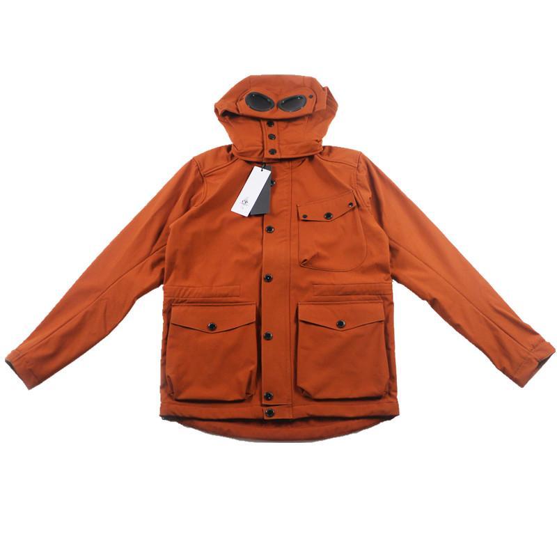 topstoney 2020 봄과 가을 느슨한 봉제 및 모자 소프트 쉘 코트 제거 할 수 있습니다 두껍게 최고 망 재킷 코트 안경 모자