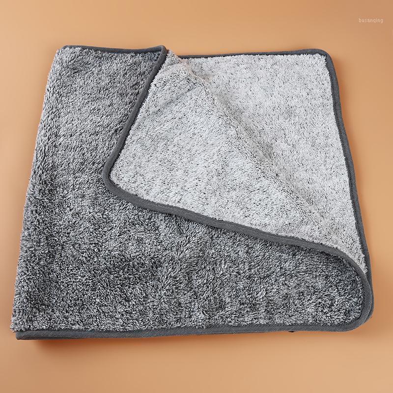 Мягкие углеродные волокна толстые полотенце женщины ванны / лицо / для спорта / для спортзала для взрослых Superabsorbent Microfiber сухие волосы Punel1