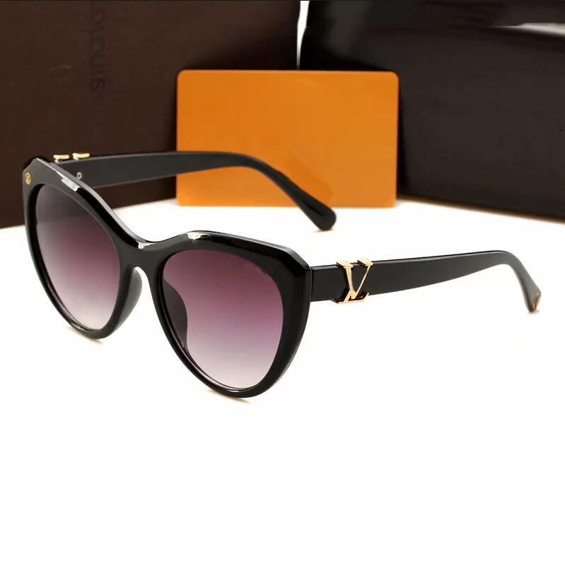 Óculos de sol populares Mulheres de luxo Designer de marca 1854 Estilo quadrado Quadrado Quadro Completo Qualidade UV Proteção UV Cor Mistura Vindo