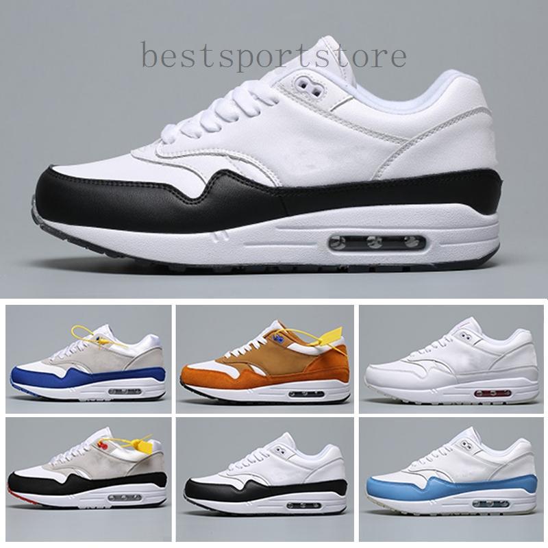 87s DLX ATMOS 1 87 Parra Sean Mens azul Wotherspoon Aire zapatos casuales de herradura 1s leopardo clásico del atlético mujeres zapatillas de deporte DS2DA