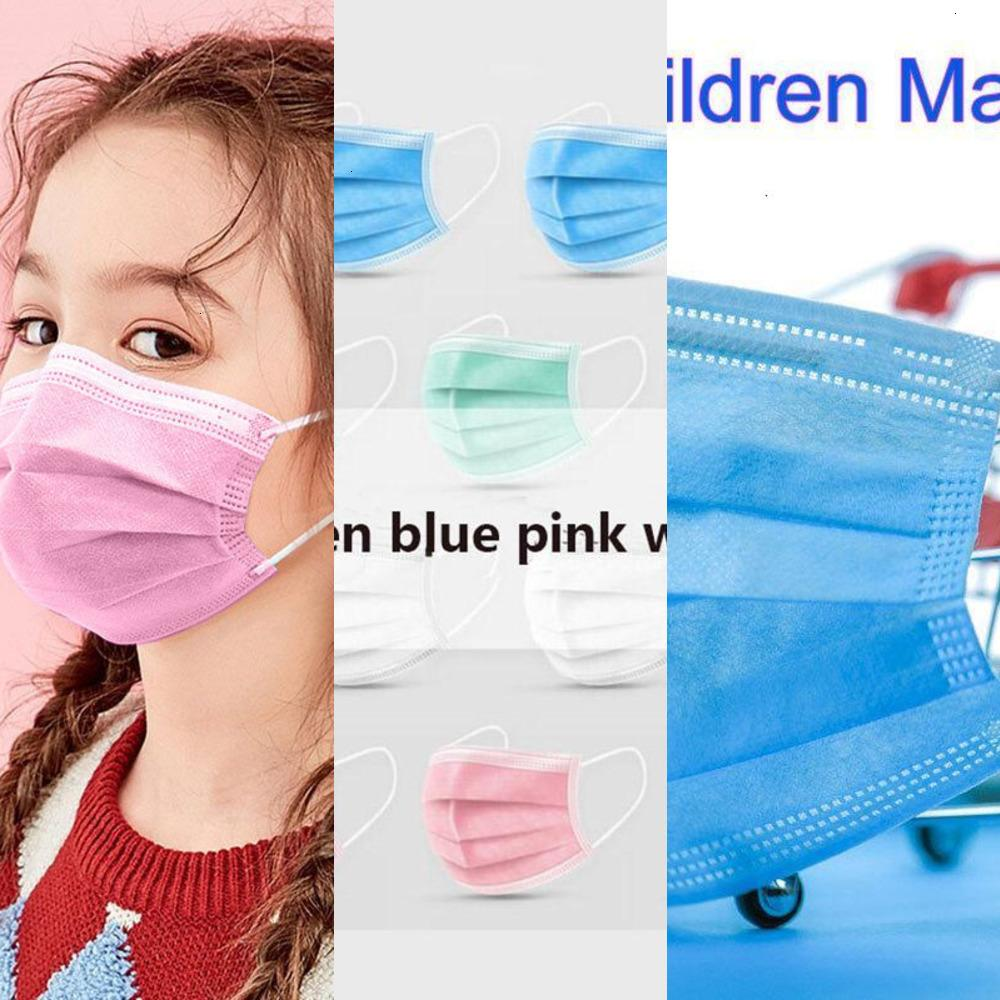 Rosto colorido máscara descartável máscara máscaras máscaras 3 camada balck poeira máscaras capa kcnt 87zh