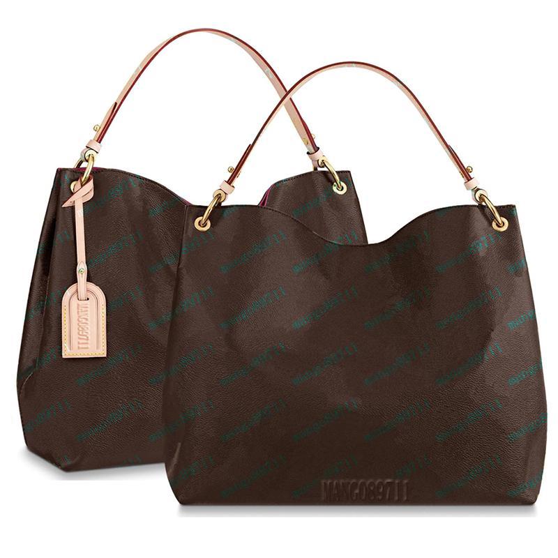 Çanta Cüzdan Bayan Büyük Alışveriş Çantalar Cüzdanlar Lady Hobo Omuz Çantaları Kadın moda Klasik Deri Çanta totes