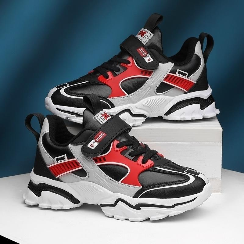 Winter Kids Fashion Sneakers for Boys Breathable Sports Running Shoes Lightweight Children Casual Walking Shoes for Girls 201201